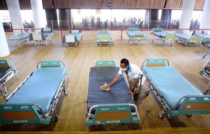 Kusnadi : Kabupaten/Kota Bisa Meniru Surabaya Siapkan Rumah Sakit Darurat