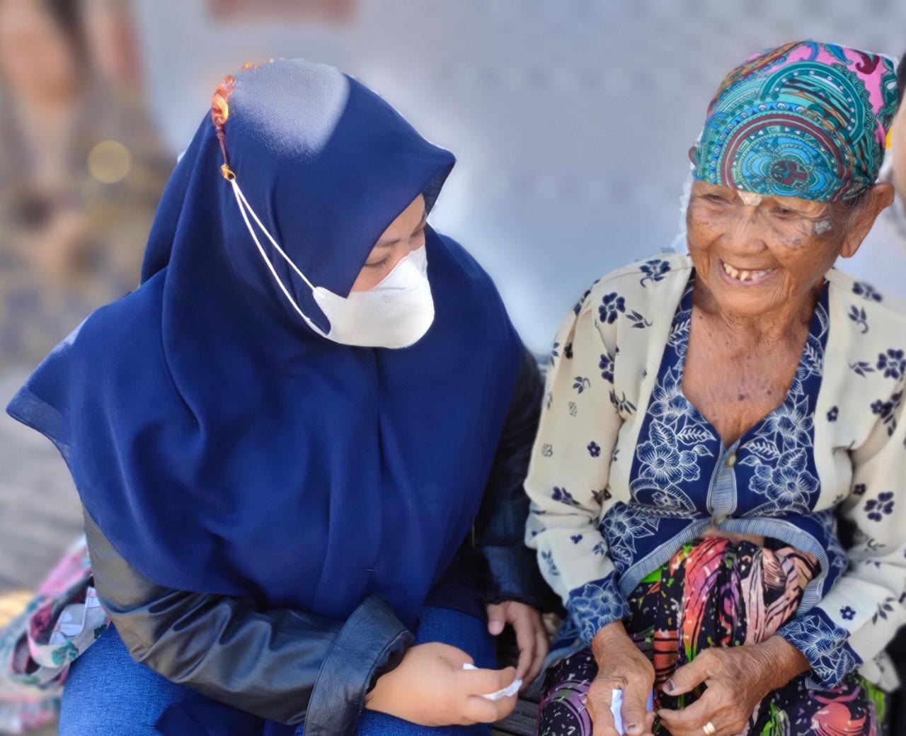 BST Cair, Khusnul Khotimah Berharap Bisa Ringankan Beban Warga