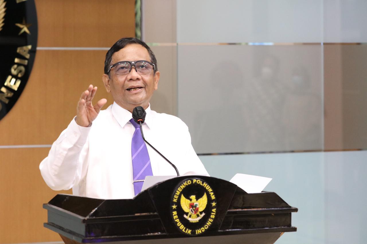 HUT TNI ke-76, Mahfud MD: Saat Ini TNI Lebih Profesional