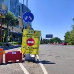 Pasca PPKM Diperpanjang, Tiga Ruas Jalan di Surabaya Tak Lagi Ditutup 24 Jam