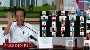 Pesan Presiden Jokowi di Hari Anak Nasional 2021