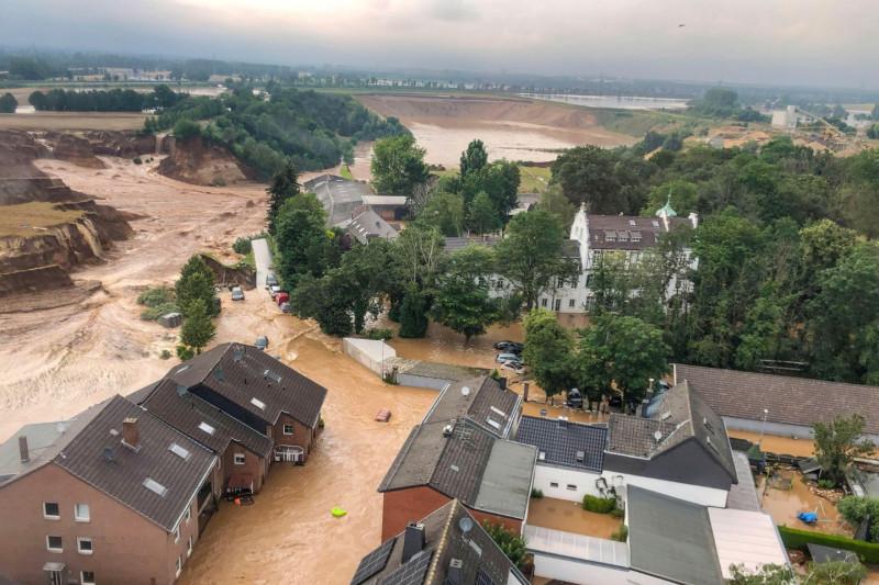 Kemlu Pastikan Tak Ada WNI Jadi Korban Jiwa Akibat Banjir Jerman