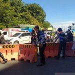 PPKM Darurat, Tujuh Ruas Jalan di Surabaya Tutup Total