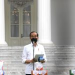 Presiden Luncurkan Obat Isoman Gratis untuk Rakyat