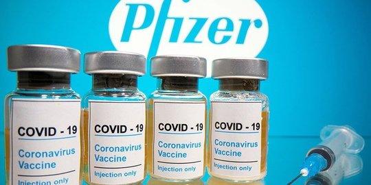 Vaksin Pfizer akan Digunakan di Indonesia