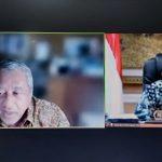 Mahfud MD Imbau di Masa Pandemi Pemberitaan Media Lebih Memotivasi Masyarakat