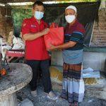 Jelang HUT ke-76 RI, PDI Perjuangan Kecamatan Rungkut Blusukan ke Kampung-kampung