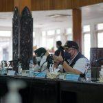 Tren Penularan Kasus Covid-19 di Kabupaten Kediri Menurun