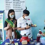 Armuji Dukung Siswa SD yang Olah Bidara Jadi Sabun untuk Terus Berinovasi