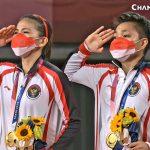 Greysia-Apriyani Sumbang Medali Emas, Puan: Satu Lagi Sejarah dari Perempuan Indonesia