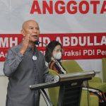 Said Abdullah Minta Pemerintah Bisa Capai Target Penurunan Kasus Covid-19