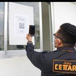 Pemprov Jatim Dorong Penerapan Prokes dan Aplikasi PeduliLindungi di Sektor Industri dan Retail