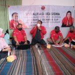 Banteng Surabaya Salurkan Beasiswa PIP dari Puti Guntur Soekarno
