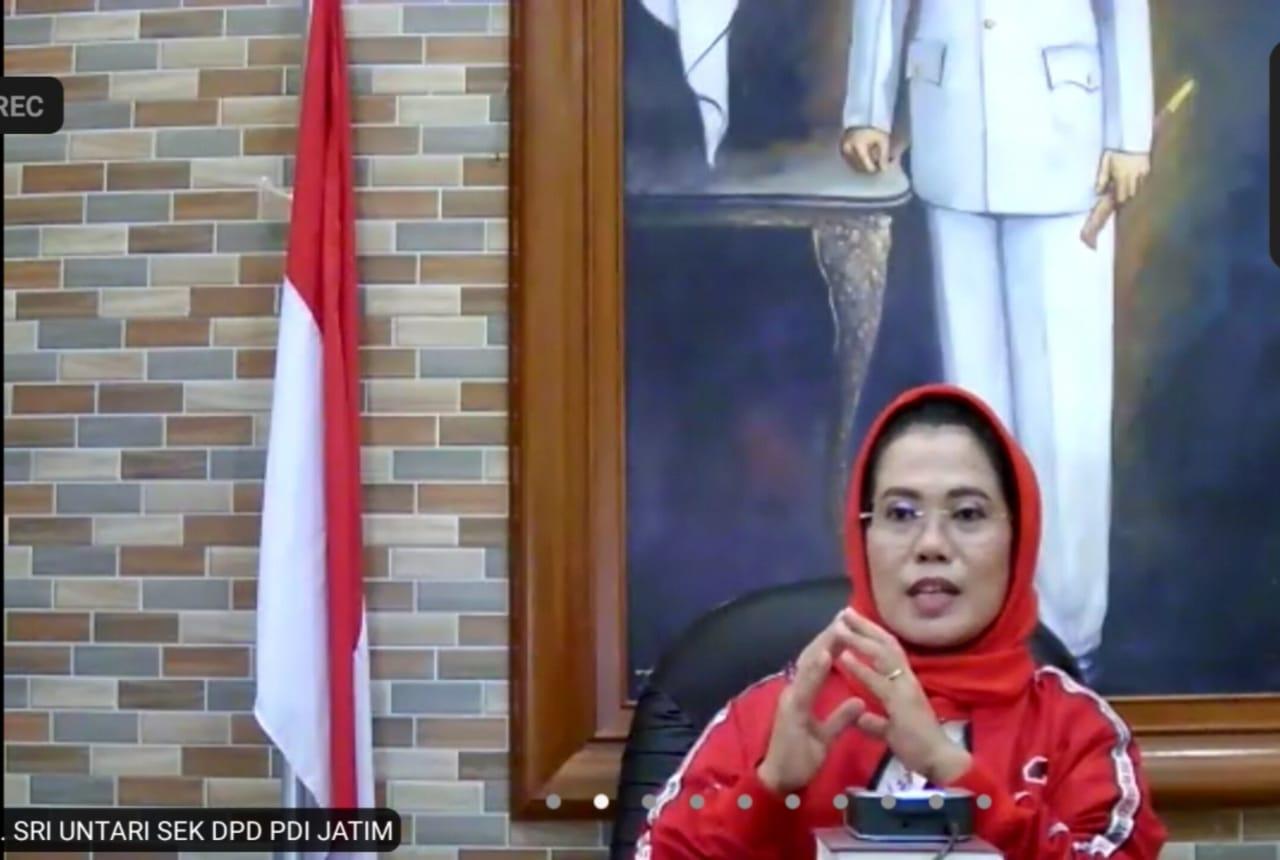 Gelar Rakorbid Jaminan Sosial, PDI Perjuangan Jatim akan Optimalkan Penyaluran Bansos