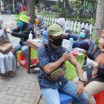 Kebun Binatang Surabaya Gelar Vaksinasi Covid-19