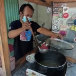 Soto Ayam Per Porsi 2000 Rupiah di Kediri