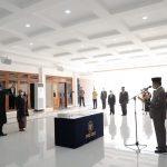 Pesan Mahfud MD pada Deputi Bidang Koordinasi Politik Luar Negeri