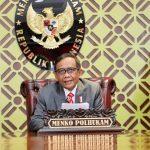 Mahfud MD: Presiden Setuju Beri Amnesti ke Saiful Mahdi, Prosesnya Tinggal di DPR
