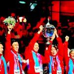 Puan Apresiasi Keberhasilan Tim Bulu Tangkis Putra Indonesia