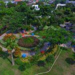 Hore! 8 Taman Kota Surabaya Dibuka Lagi