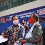 Cek Pengamanan PON, Mahfud MD: Ini Pesta Olahraga, Tidak Menakutkan karena Papua Damai