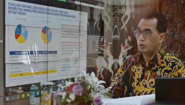 Pemerintah Bersiap Lakukan Pengendalian Mobilitas Jelang Libur Nataru