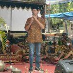 Hadiri Sedekah Bumi, Ketua DPRD Surabaya Tegaskan Dukung Upaya Nguri-uri Kearifan Lokal