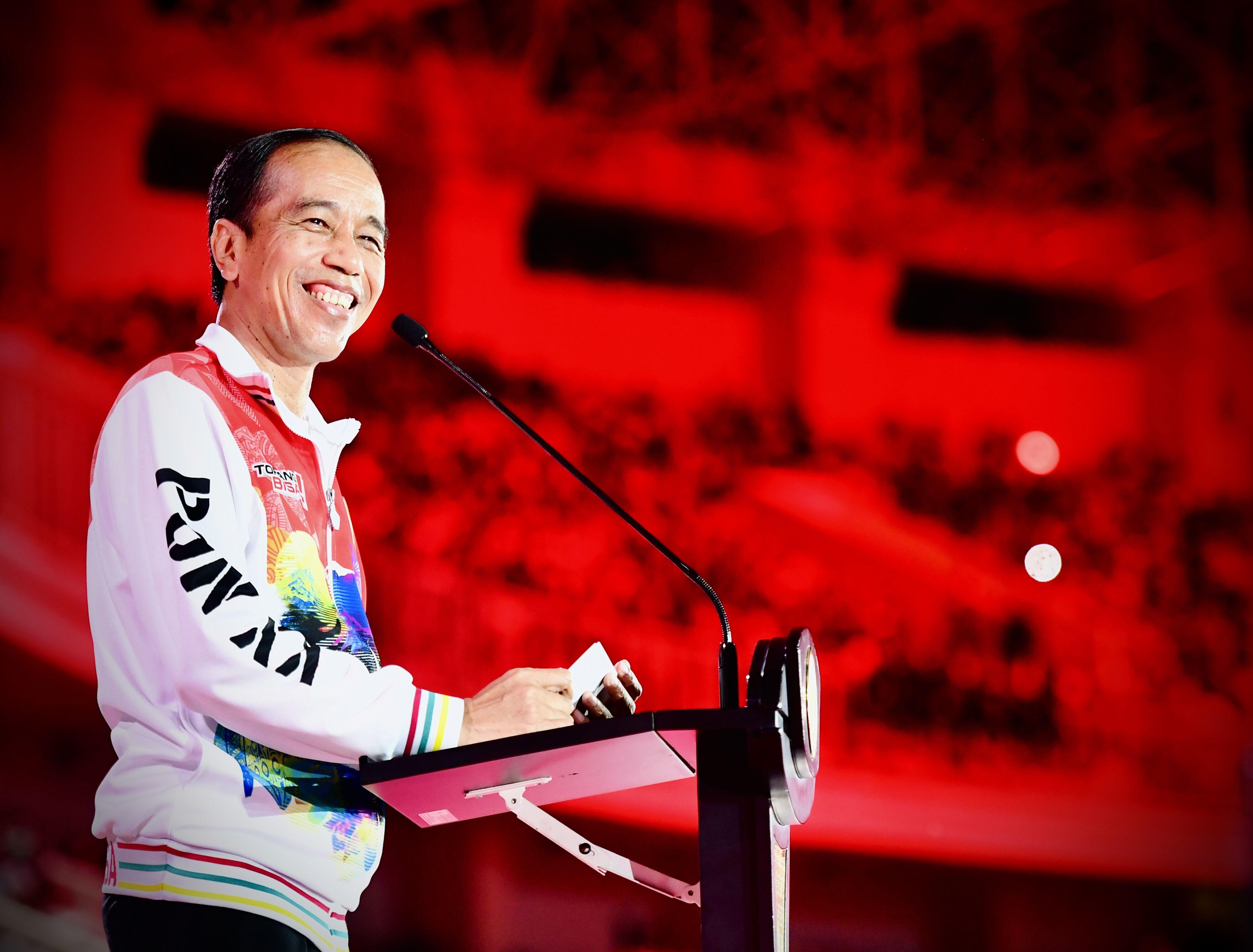 Jokowi : PON adalah Panggung Persatuan dan Persaudaraan