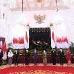Presiden Lantik Dewan Pengarah Badan Riset dan Inovasi Nasional